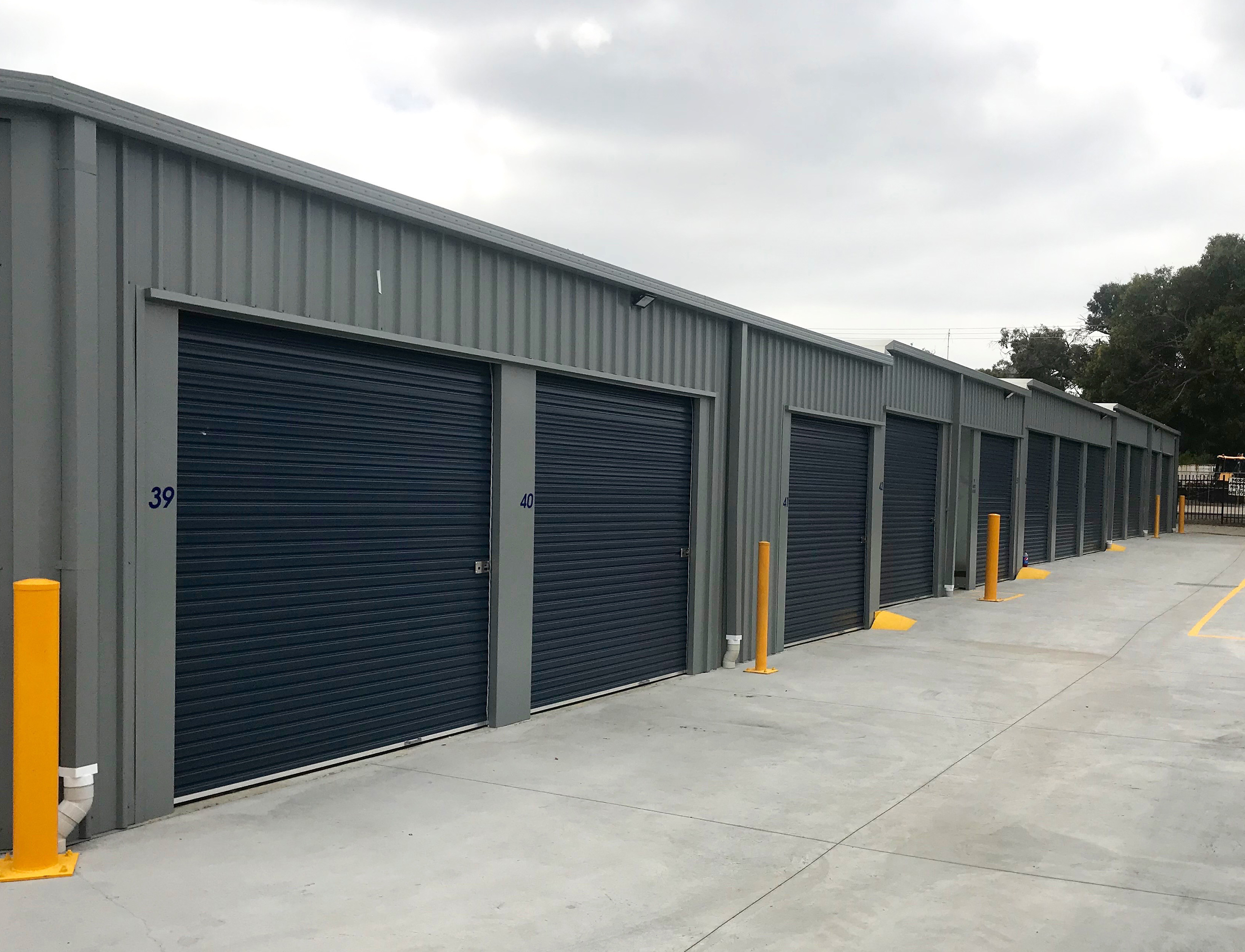 Inverloch Storage Unit