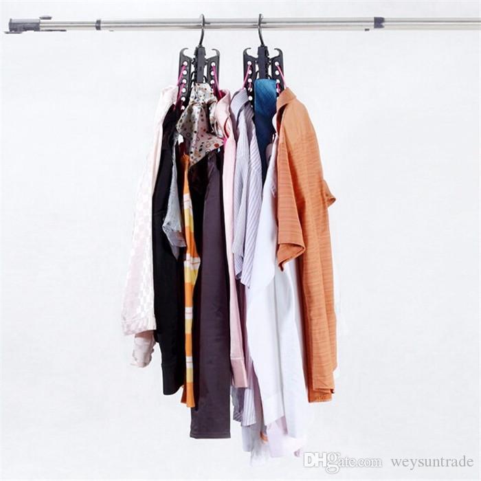 folded hanger